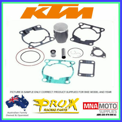 KTM65 SX TOP END ENGINE PARTS REBUILD KIT 2009 - 2017