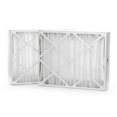 Filters Fast Air Filter MERV 13 2 Pack Aprilaire SpaceGard 2200 201 Compatible