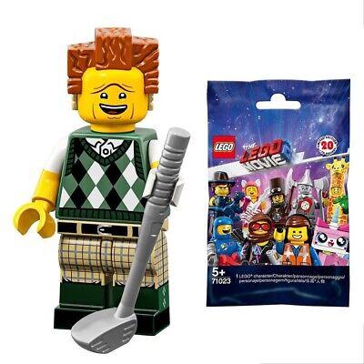 Sealed LEGO Minifigures Series Movie 2 71023 Gone Golfin' President Business