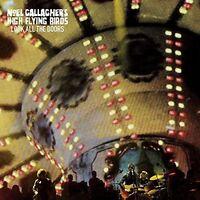 Noel ( High Flying Birds ) Gallagher - Lock All The Doors [new Vinyl] Uk - Impor on Sale