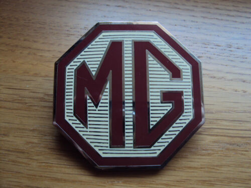 MG avant Grille Badge MG ZS ZR ZT MGF