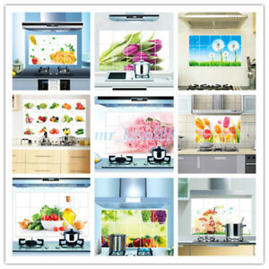 Oil-proof-Kitchen-Keep-Clean-Foil-Wall-Stickers-Decal-Mural-Art-Kitchen-Decor