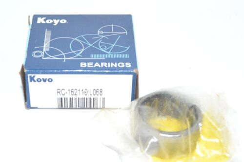 1 in Bore NEW Koyo RC-162110 Drawn Cup Needle Roller Bearing Roller Clutch L