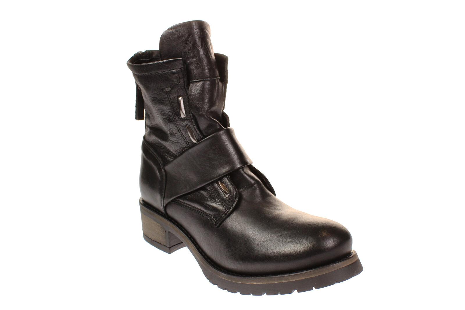 Revendication Kitzbühel 2358-FEMMES CHAUSSURES bottes bottes-noir Nappa