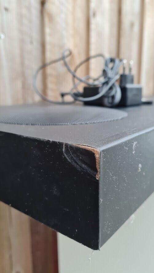 Svævehylde med højtalere, B - shelf kreafunk