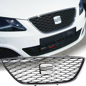 seat exeo 3r ab 2009 k hlergrill wabengrill front grill waben original ebay. Black Bedroom Furniture Sets. Home Design Ideas