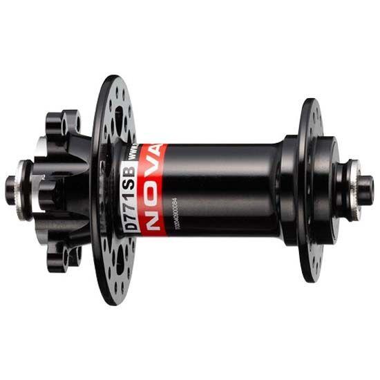 Novatec 15mm9mm rilascio rapido QR Anteriore Mountain Bike MTB DISCO sigillati HUB 32H