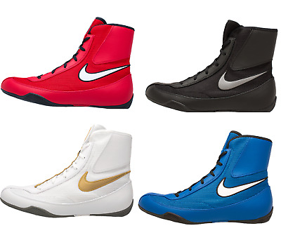 Nike Machomai Mid-Top Boxing Shoes | eBay