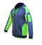 Hi-Vis-Fleece-Jacket-Full-Zip-Hoodie-Jumper-Panel-with-Piping-Body-Dark-Marble thumbnail 10