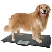 Precision Digital Pet Scales Professional Dog Groomer Vet Shelter - Choose Size