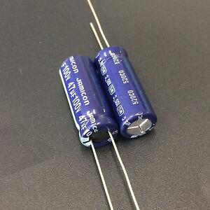 lot//100 axial mount 5/% 18pF 100V ceramic capacitors AVX CAC02COG180J100A