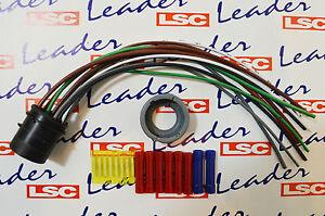 Pleasant Details About Vauxhall Zafira B Rear Door Wiring Loom Repair Kit With Instructions New Wiring Database Gramgelartorg