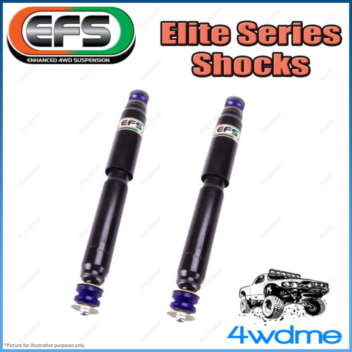 "Toyota 4Runner 130 Series Front EFS ELITE Gas Shock Absorbers 2"" 40mm Lift"