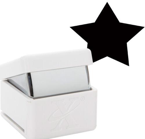 "Xcut tradicional Star Palm Perforadora Tarjeta Craft de 3//8 /"" de 5//8 de pulgada o 1/"""