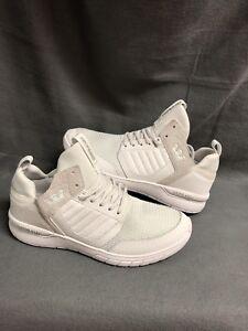 1e8856bbda2 Brand New Supra Method Leather and Mesh White/ White Men's Sz 8 ...
