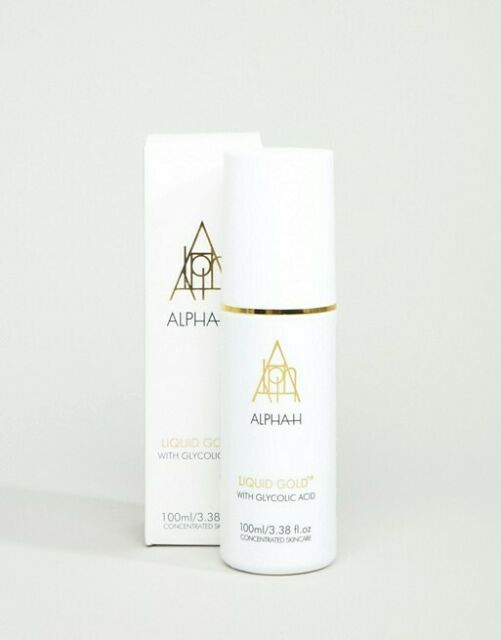 Alpha-H Liquid Gold 100ml - NEW and sealed