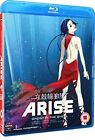 Ghost in The Shell Arise Borders Parts 3 and 4 Blu-ray 5022366355049