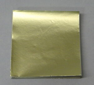 """Kitchen, Dining & Bar Dull Gold Candy Foil Wrappers Confectionery Foil 500 Count 3""""x3"""" Fd515 In Short Supply Baking Accs. & Cake Decorating"""