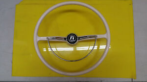 VW-bug-Ivory-color-reproduction-Steering-Wheel-1965-1971