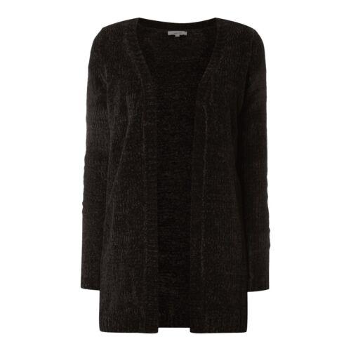 Montego Maglia da Donna Giacca Cardigan Maglia Cappotto Lavorazione a Maglia Pullover a maglia finemente lavorata a maglia