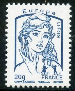 STAMP-TIMBRE-FRANCE-NEUF-N-4768-MARIANNE-DE-CIAPPA-ET-KAWENA