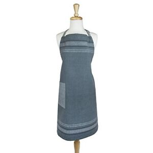 Dii Cotton Adjustable Kitchen Chef Apron With Pocket And Extra Long Ties 32 X 2