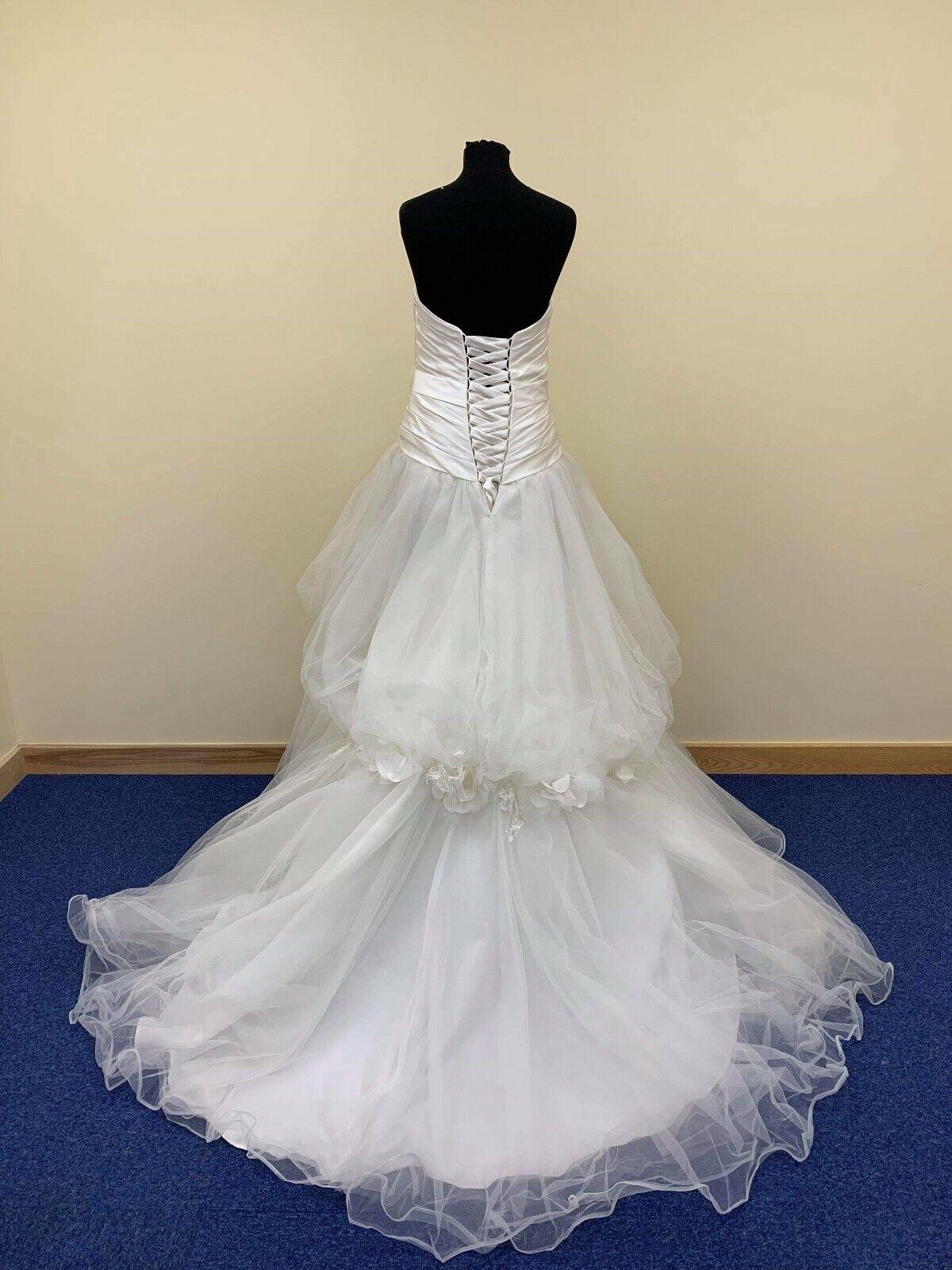 Wholesale 5 Disney Fairytale Weddings Gowns, flowergirls, Cinderella Ariel