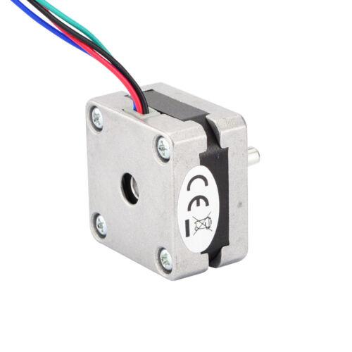 Schrittmotor 5Ncm 0.5A 35x20mm 4-lead 3D Drucker 0.9deg Nema 14 Stepper Motor