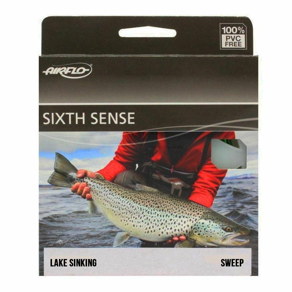 Airflo sexto sentido barrido volar línea todos  los tamaños de juego de pesca con mosca  envío gratuito a nivel mundial