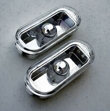 VW Golf MK3 MK4 Bora Fox Polo T5 Sharan Passat Clear Side Indicators Repeaters