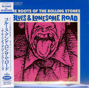 V-A-BLUES-amp-LONESOME-ROAD-THE-ROOTS-OF-THE-ROLLING-STONES-JAPAN-2-MINI-LP-CD-C94