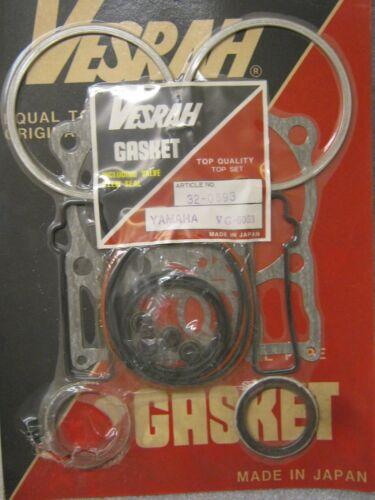 YAMAHA TOP END GASKETS GASKET SET//KIT XV1000 XV 1000 VIRAGO 1981 1982 1983