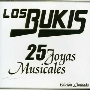 Los-Bukis-25-Joyas-Musicales-New-CD