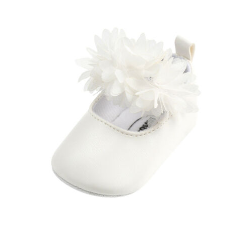 Summer Baby Girls Shoes Princess Flower Sandles Toddler First Walkers Kids Shoes