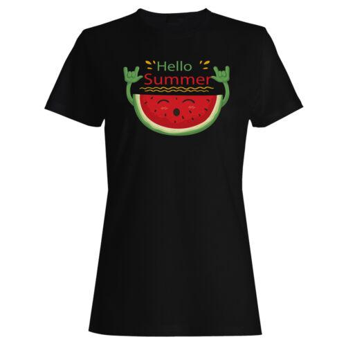 New Happy Rocker Watermelon Ladies T-shirt//Tank Top h877f