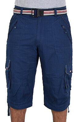 Responsabile Uomo Capri Pantaloni Uomo Bermuda Jeans Uomo Pantaloncini Cargo Uomo Caprihose A413-