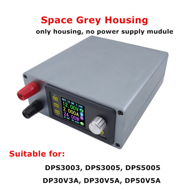 Housing Numerical Control Power Supply Step-down Casing Digital Voltage Convert