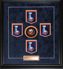 New York Islanders Stanley Cup Panini Cards frame