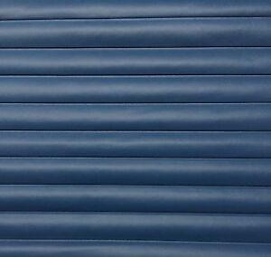 Vinyl Supreme Classic Blue Marine Pleated Vinyl Upholstery