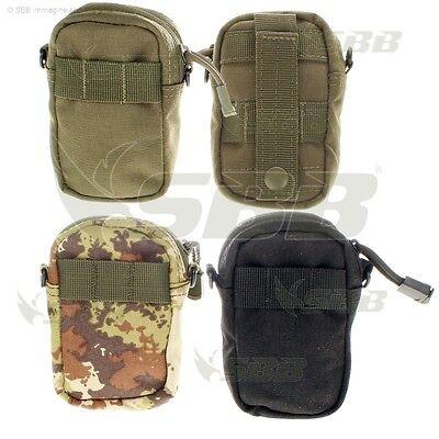 Tasca porta cellulare gps radio sbb giberna militare for Rastrelliera per fucili softair