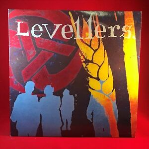 THE-LEVELLERS-The-Levellers-1993-UK-Vinyl-LP-EXCELLENT-CONDITION-WOL1034-same