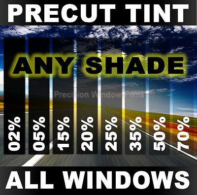 PreCut Window Film Any Shade /% VLT for Toyota Tundra Standard Cab 2000-2006 Tint