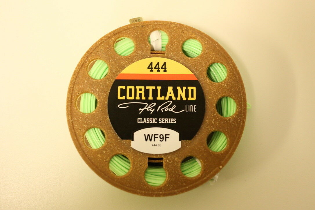 Cortland 444 SL SL SL Classic WF9F Fly Line Free Expedited Shipping 425095 d12823