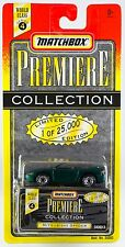 Matchbox World Class Series 4 Premiere Collection Mitsubishi Spyder New On Card