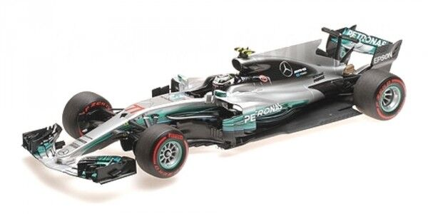 Mercedes-Amg F1 W08 Eq Power No.77 Winner Russian Gp Formula 1 2017 (Valtteri