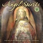 Angel Spirits 2017 Wall Calendar The Art of Sulamith Wulfing 9781631361234