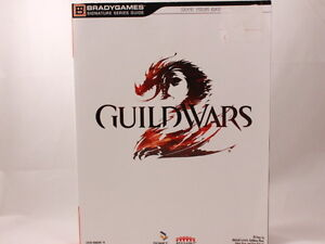 Details about VG  Guild Wars 2 BradyGames Signature Series Guide  PB