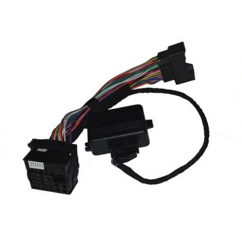 TV Free TP 1.6 /> 2.0 RNS Nachrüstung RNS 510 MFA Navi Pfeil CAN BUS Adapter