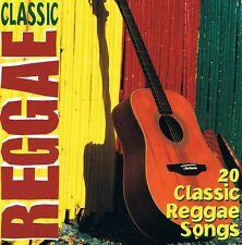 CLASSIC REGGAE - 20 ... Reggae Songs - CD NEU Wailers Jimmy Cliff Desmond Dekker
