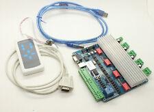 USB TB6560 4 Axis Nema23 3.0A Stepper Motor Driver Board +Remote Controller